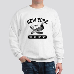 New York City Pigeon Sweatshirt